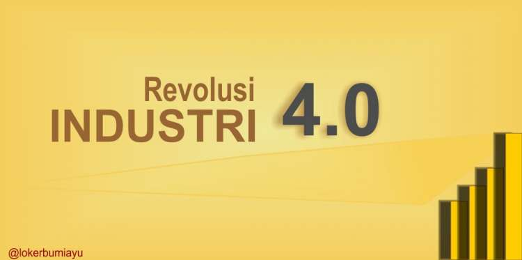 Era Revolusi Industri 4.0