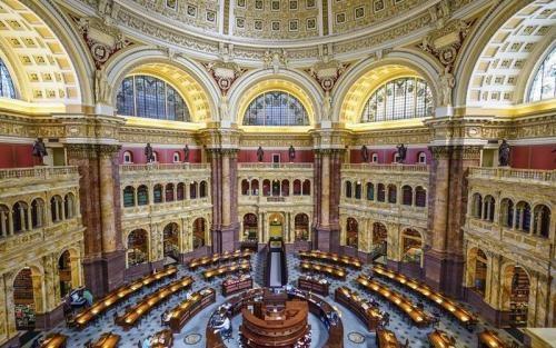 8 Perpustakaan dengan Katalog Terbanyak di Dunia