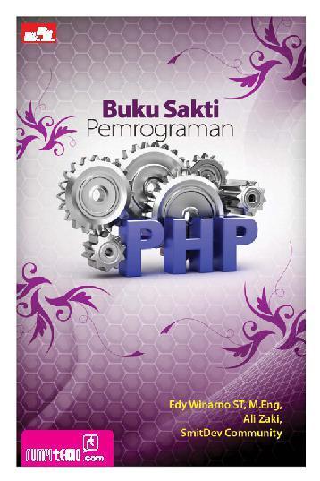 Buku sakti pemrograman PHP