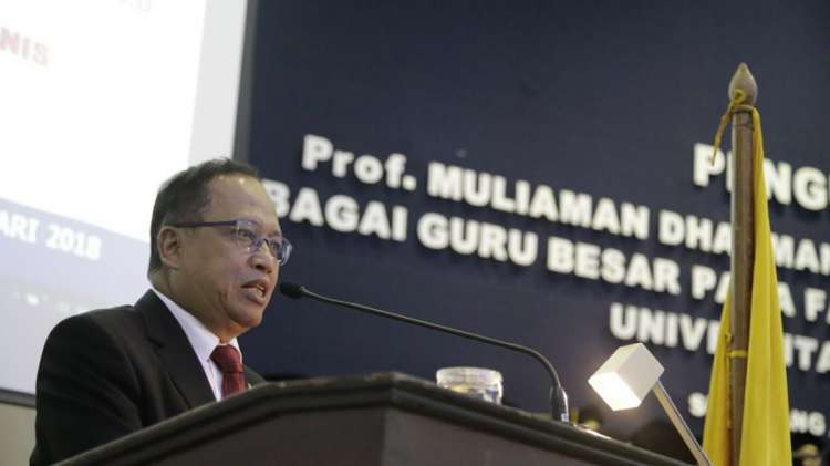 Menristekdikti: Dorong Perekonomian Indonesia Siap Masuki Era Disruptif