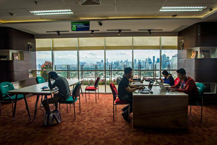 Belajar di Rumah Aja, Manfaatkan Layanan Digital Perpustakaan Nasional