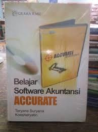 Belajar software akuntansi accurate