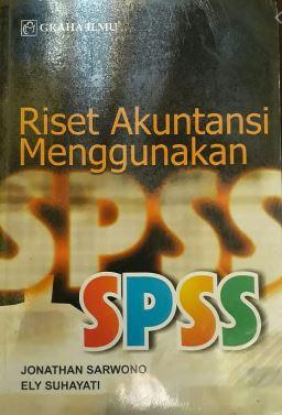 Riset akuntansi menggunakan spss