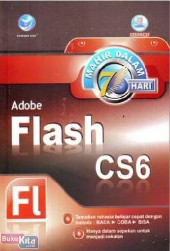Mahir dalam 7 hari adobe flash CS6