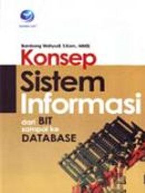 Konsep sistem informasi : dari BIT sampai ke database