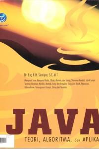 Java : teori, algoritma, dan aplikasi