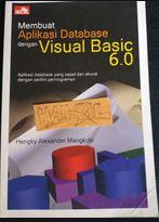 Membuat aplikasi database dengan visual basic 6.0