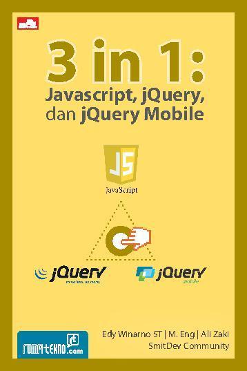 3 in 1 : javascript, jQuery, dan jQuery mobile