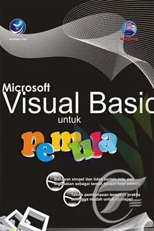 Microsoft visual basic 6.0 untuk pemula