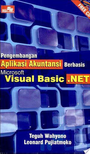 Pengembangan aplikasi akuntansi berbasis microsoft visual basic.net