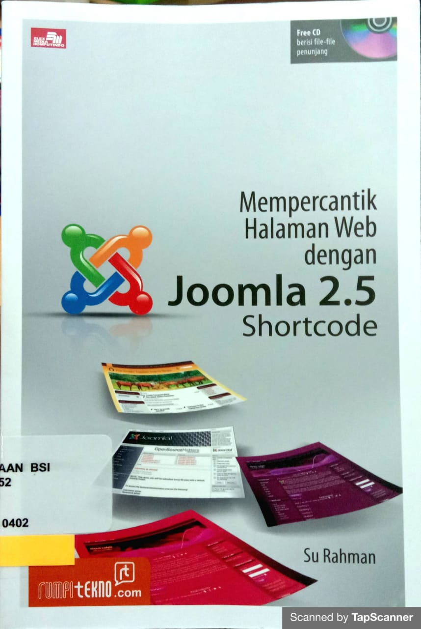 Mempercantik halaman web dengan joomla 2.5 shortcode