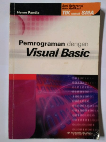 Pemrograman dengan visual basic