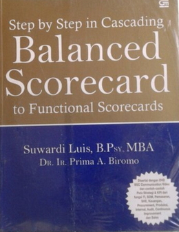 Step by step in Cascading : balanced scorecard to functional scorecards