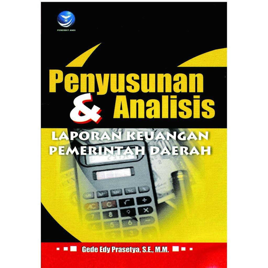 Penyusunan dan analisis laporan keuangan pemerintah daerah