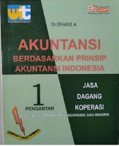 Akuntansi berdasarkan prinsip akuntansi indonesia