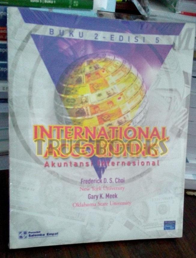 International accounting = akuntansi internasional buku 2